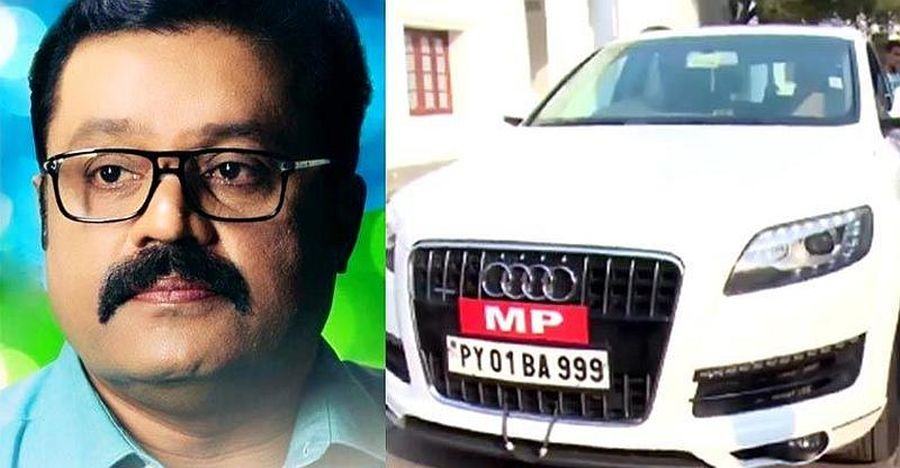 BJP MP allegedly evades road tax on Audi Q7 luxury SUV: Chargesheet filed