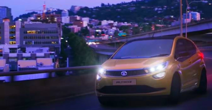 Watch Tata Motors' CEO & MD use the Altroz's Google Assistant feature [Video]