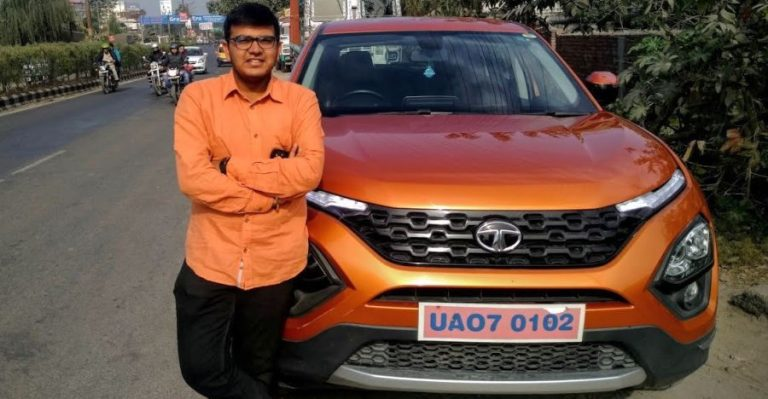 Tata Harrier Upgraded Featured