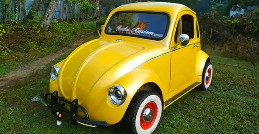 Vw Beetle Featured