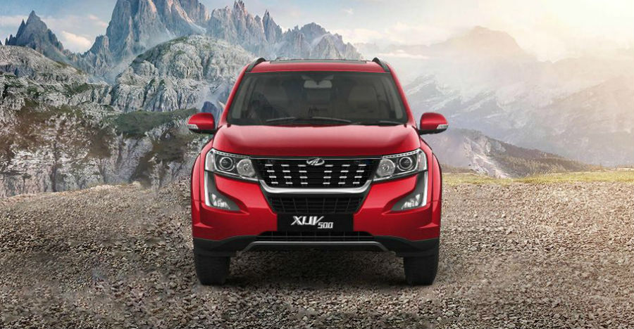 Mahindra XUV500 BS6 variants revealed before official launch