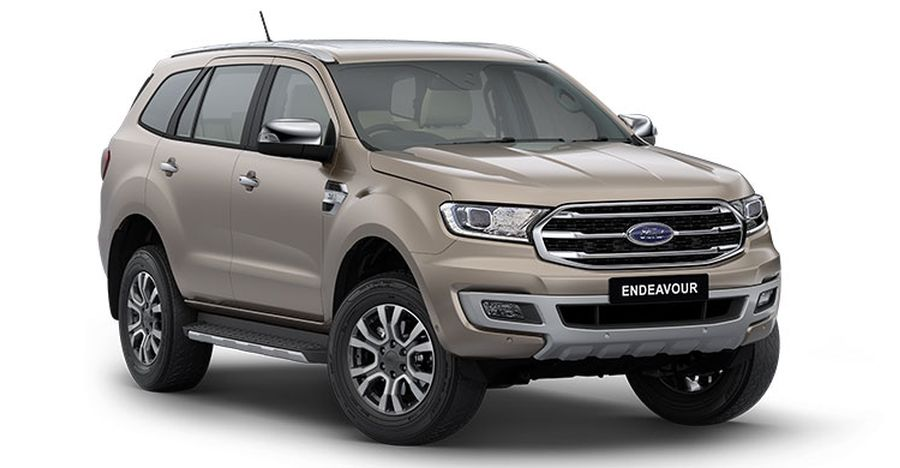 2020 Ford Endeavour Bs6 Featured