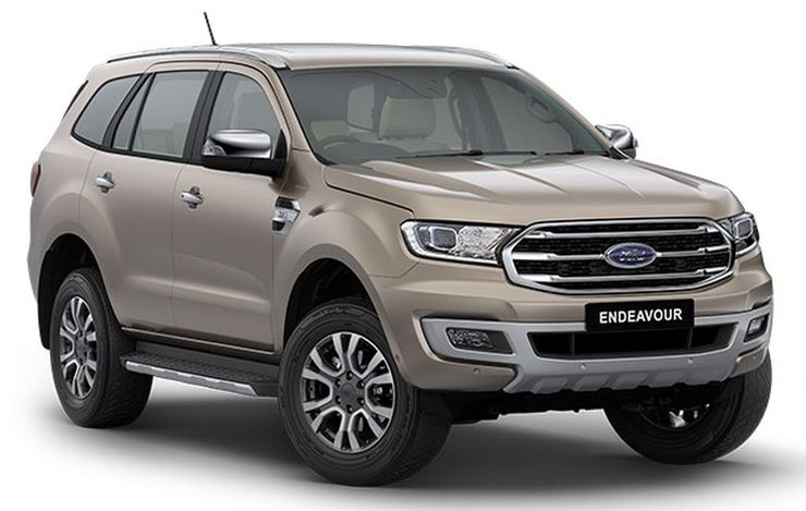 2020 Ford Endeavour new TVC out: Have you seen it yet?
