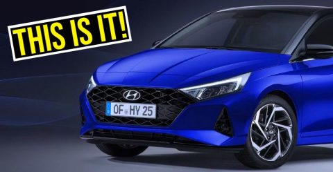 2020 Hyundai I20 Featured