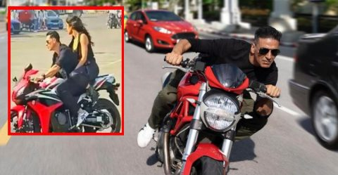 Akshay Kumar Helmetless Stunt Featured