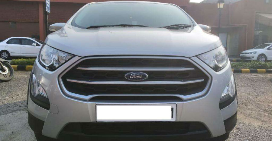 Almost-new Ford EcoSport sub-4m compact SUV for sale: CHEAPER than new