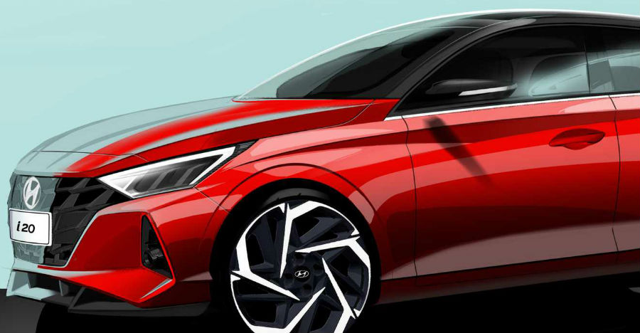Next gen Hyundai i20 launch timeline revealed and teaser out