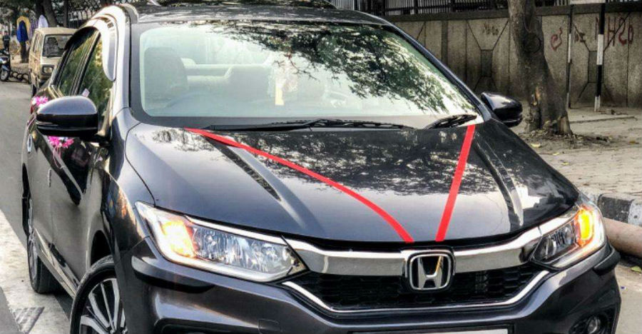 Almost-new used Honda City sedans for sale: CHEAPER than new