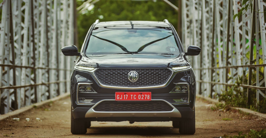 MG Hector receives more than 50,000 bookings