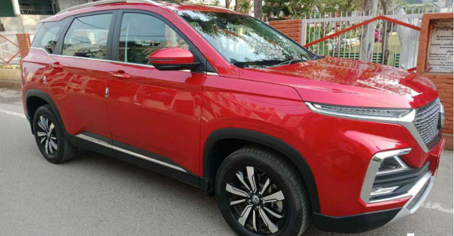 Almost-new used MG Hector SUVs for sale: A LOT CHEAPER than new