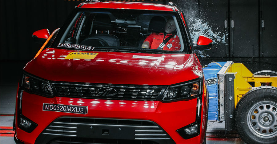 Mahindra XUV300 becomes first car to get Safer Choice award