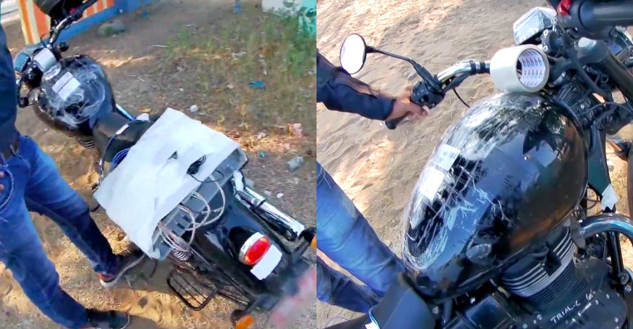 Next-generation Royal Enfield Thunderbird to be called Meteor [Video]