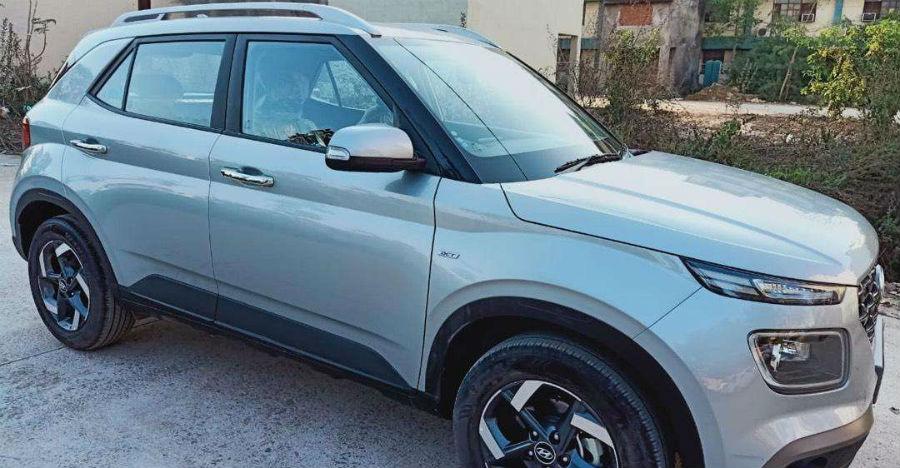 Almost-new used Hyundai Venue sub-4m compact SUVs for sale: CHEAPER than new