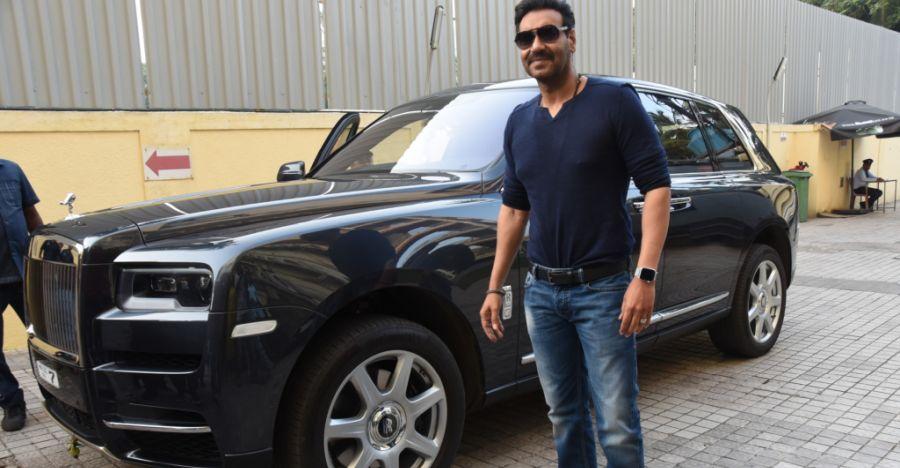 Rolls Royce owners of Bollywood: Ajay Devgn to Priyanka Chopra