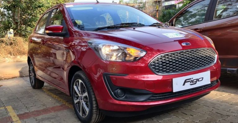 Ford Figo Bs6 Featured