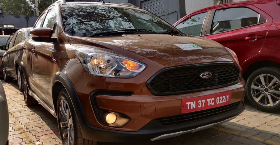 Ford Freestyle BS6 in a walkaround video: What it offers