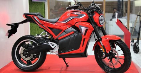 Hero Electric Two Wheeler Featured