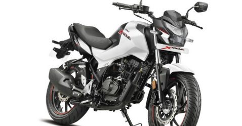 Hero Xtreme 160r Featured