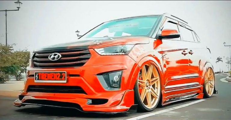 Hyundai Creta Low Rider Featured