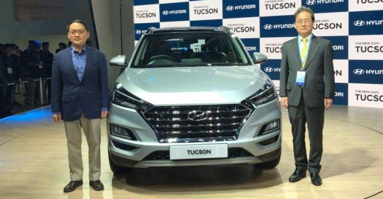 Hyundai Tucson Facelift Featured
