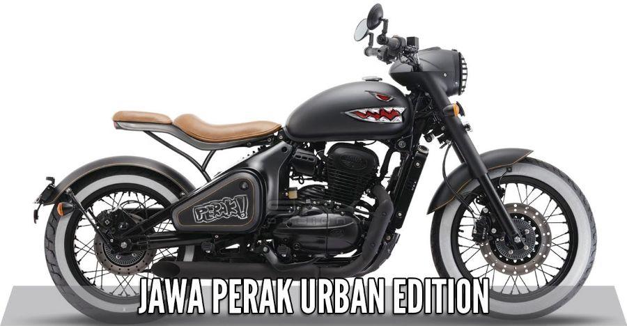 Jawa Perak Twin Seat Render Featured