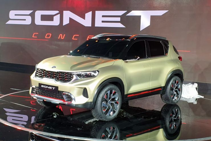 Kia Sonet launch timeline revealed: To take on Hyundai Venue, Maruti Brezza