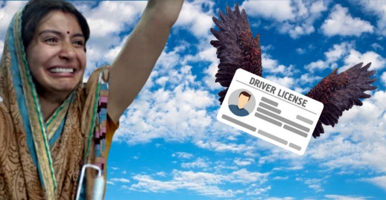 License Loss