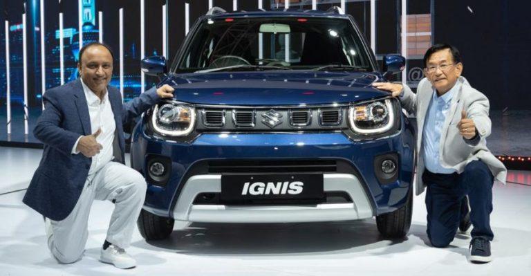 Maruti Ignis Facelift Featured