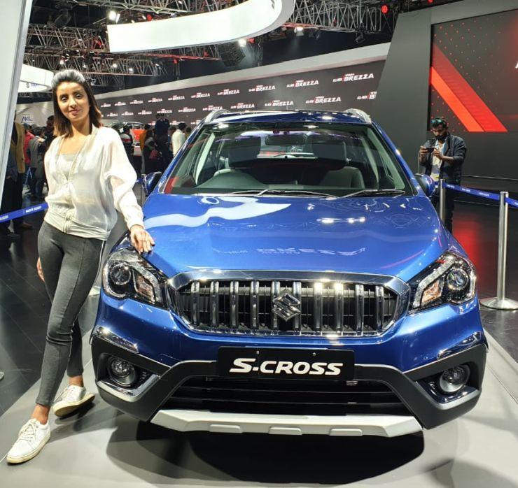 Maruti S-Cross petrol launch timeline announced