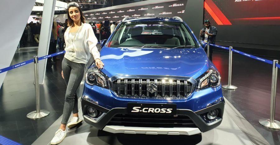 Maruti S Cross Petrol Featured
