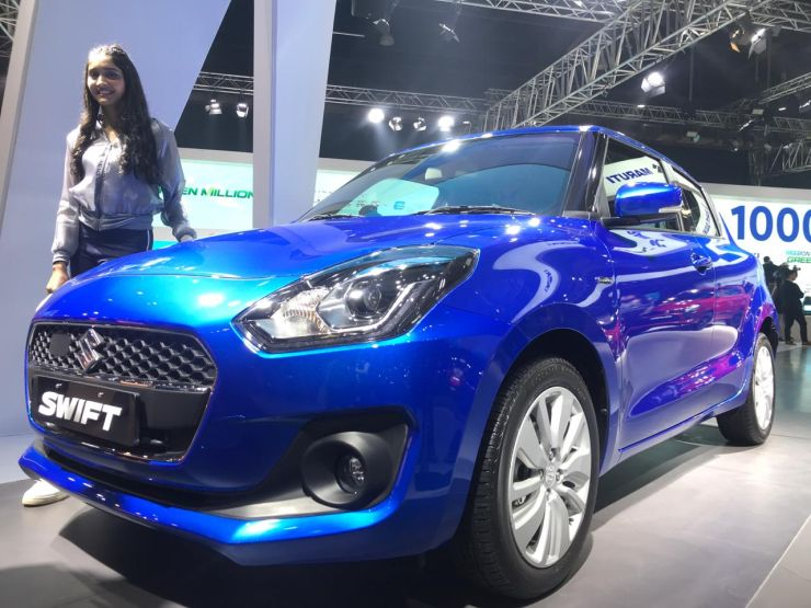 Maruti Swift to get more POWERFUL & go hybrid: Details