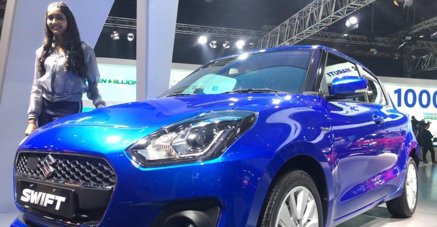 Maruti Swift Hybrid Featured