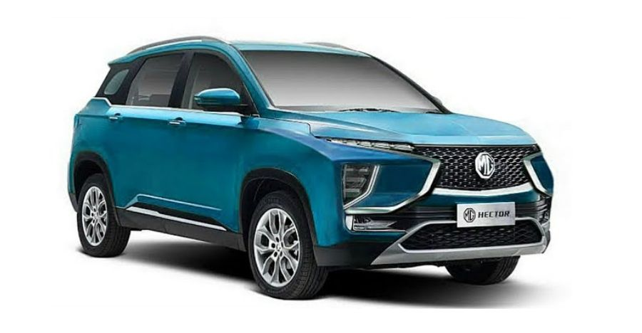 Facelifted MG Hector: Like it like this? [Video]