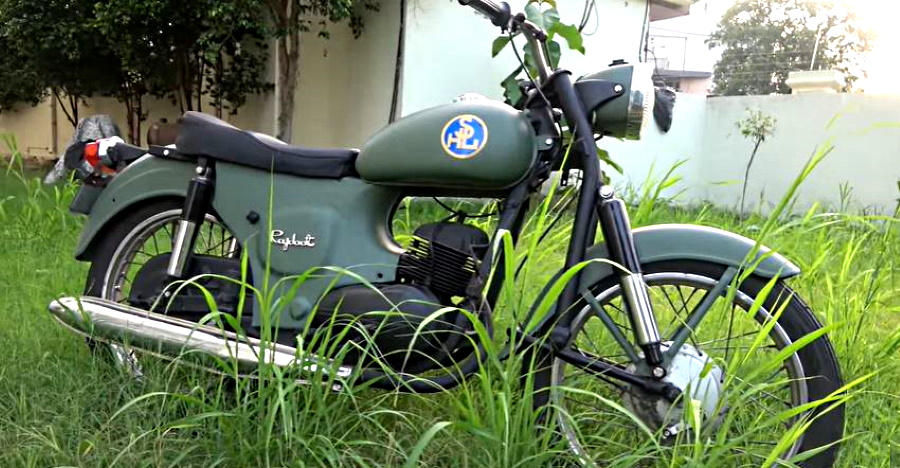 Watch the story of the iconic motorcycle Rajdoot 175 [Video]
