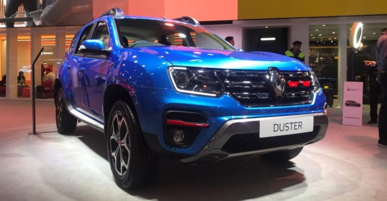 Renault Duster Turbo Featured