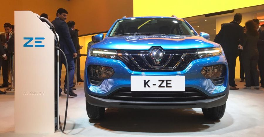 Renault Kwid Electric Featured