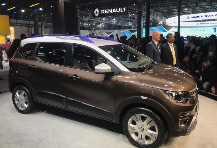Renault Triber Amt 1