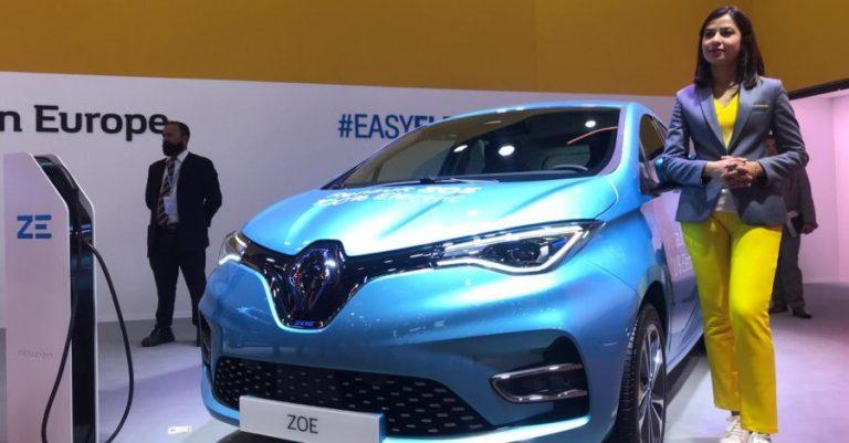 Renault Zoe Featured