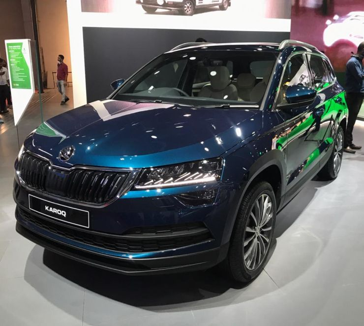 Skoda Karoq compact SUV: Official video tells you all you need to know