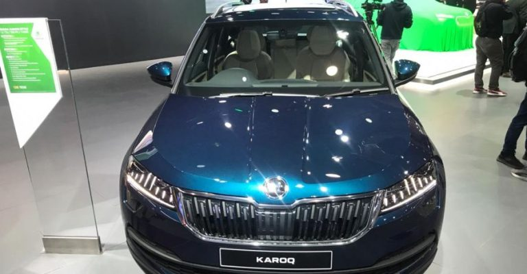 Skoda Karoq Featured