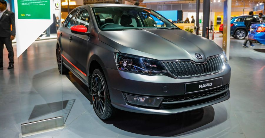 Skoda Rapid Monte Carlo 1.0 Tsi Featured