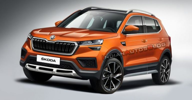 Skoda Vision In Suv Render Featured