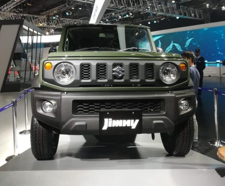 Suzuki Jimny 1