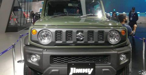 Suzuki Jimny Featured