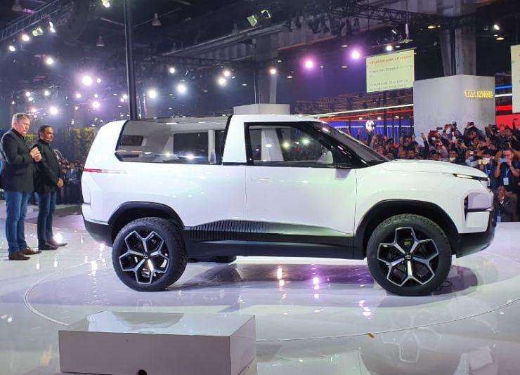 Tata Sierra Concept 2