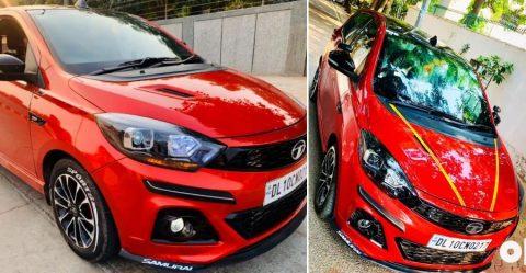 Tata Tiago Jtp Modified For Sale Featured