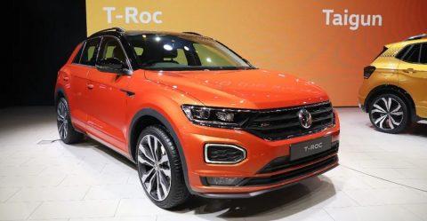 Volkswagen T Roc Featured