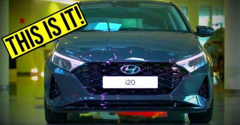 2020 Hyundai I20 Featured 1