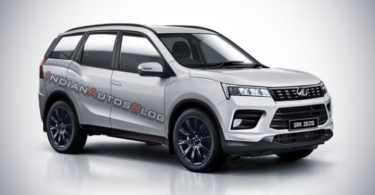 2021 Mahindra Xuv500 Featured