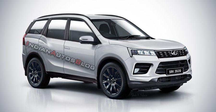 2021 Mahindra Xuv500 Featured